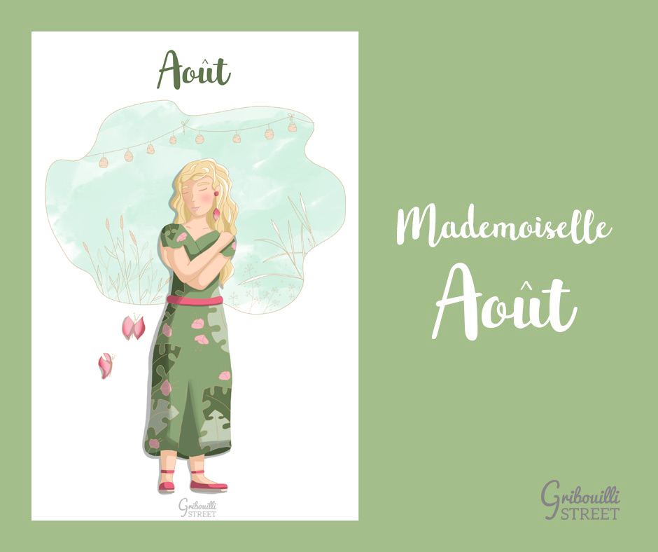 Mademoiselle aout 2020